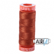 Aurifil 50 Cotton Thread - 2390 (Cinnamon Toast)